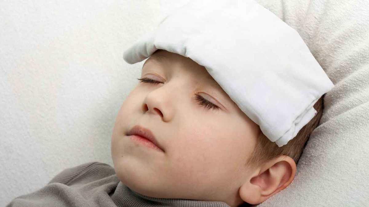 Obat Untuk Menurunkan DEmam Pada Anak